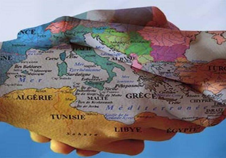 Sans la Méditerranée, l'Europe disparait.