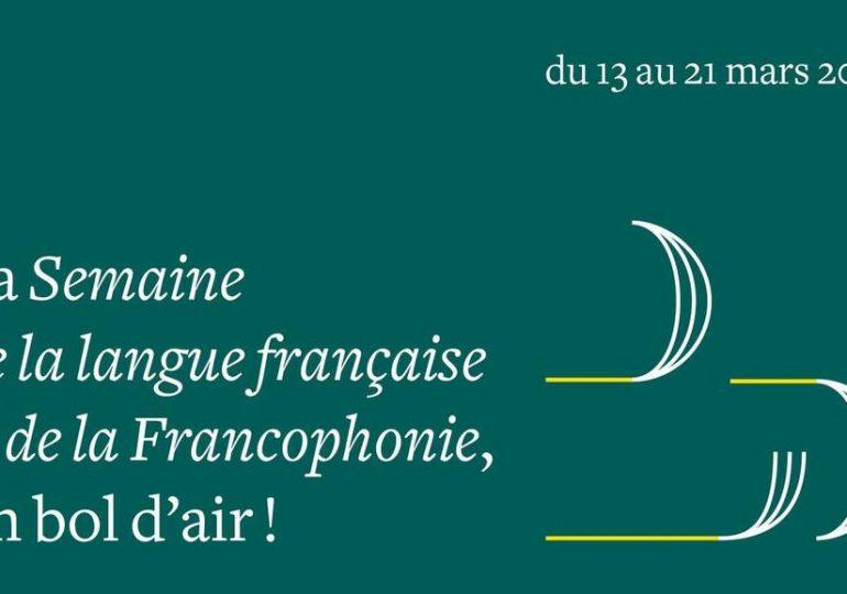 13 au 21 mars 2021 : la semaine de la Francophonie