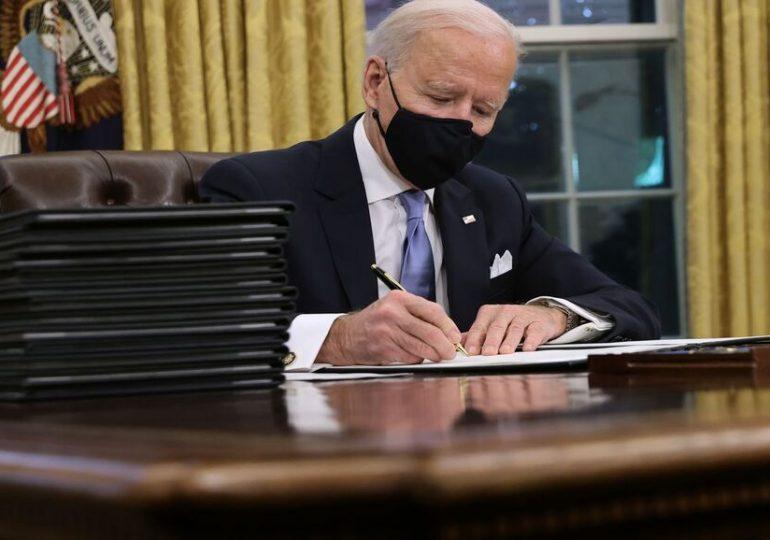 Quand Biden fait passer les USA à l'écologie !