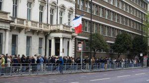 Consulaires à Londres
