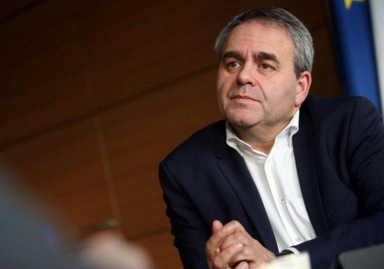 2022 : Xavier Bertrand veut baisser les impôts de production pour doper l'industrie