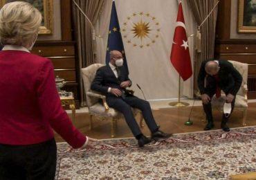 UE: von der Leyen met en garde Michel lors de leur première réunion après le sofagate
