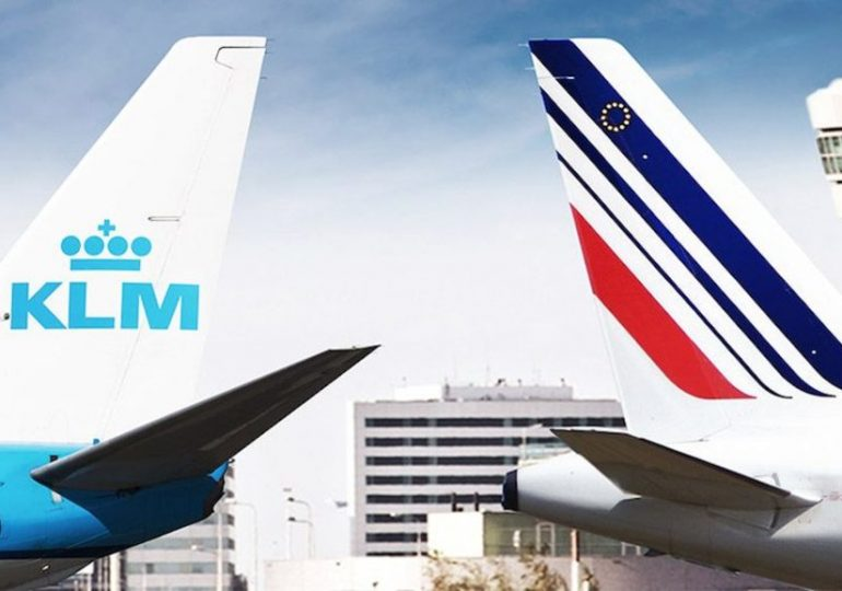 Un milliard d'euros pour Air France-KLM
