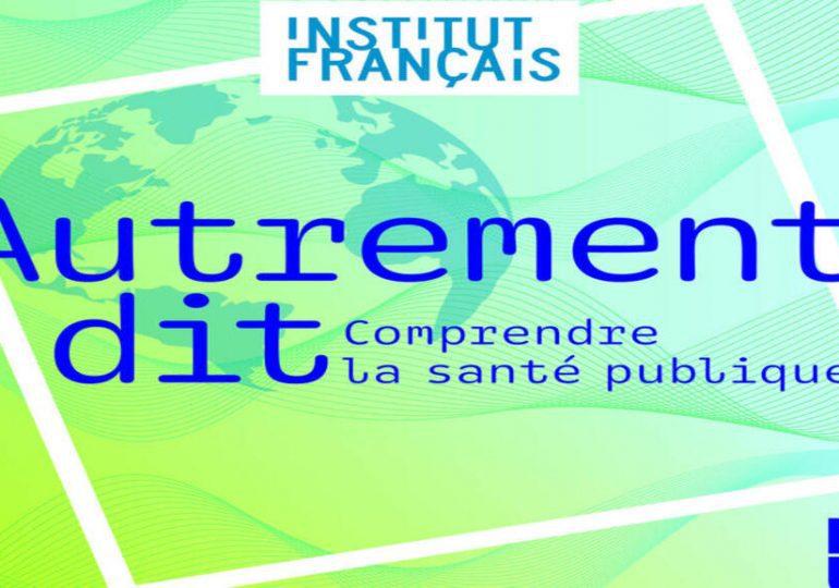"""""""Autrement dit"""", le podcast santé des Instituts français."""