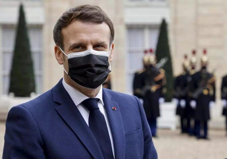Déconstruire, dit-il.(Emmanuel Macron)